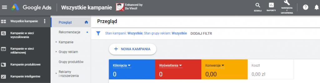 konto google ads